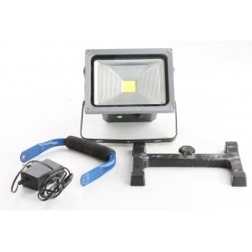 XCell 140966 Work SMD-LED Arbeitsscheinwerfer Arbeitsleuchte akkubetrieben 20 Watt 1600lm (239349)