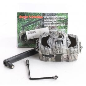 Berger & Schröter MG984G-30M Wildkamera 30MP Black LEDs No-Glow-LEDs Tonaufzeichnung Camouflage (239382)