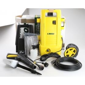 Lavor Ninja Plus 130 Hochdruckreiniger Kaltwasser 130bar 420l/h 1800Watt 230V gelb schwarz (239393)