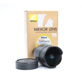 Nikon AF 2,8/10,5 G ED Fisheye (219781)