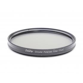 Dolder Circular Polarizer 77 mm Polfilter E-77 (219915)