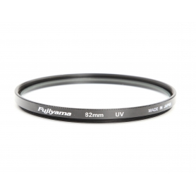 Fujiyama UV-Filter 82 mm E-82 Made in Japan (220068)