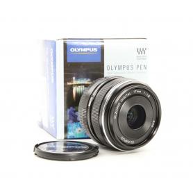 Olympus M.Zuiko Digital 1,8/17 Silver (220127)