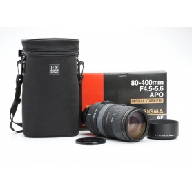 Sigma EX 4,5-5,6/80-400 APO OS NI/AF (220163)
