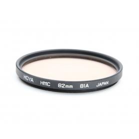 Hoya UV-Filter 62 mm HMC 81A E-62 (220165)