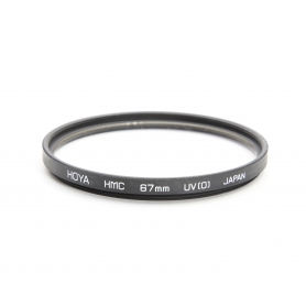 Hoya 67 mm UV-Filter HMC UV(0) E-67 Japan (220200)