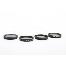 Haida Polfilter & Graufilter SET 39 mm E-39 (220212)