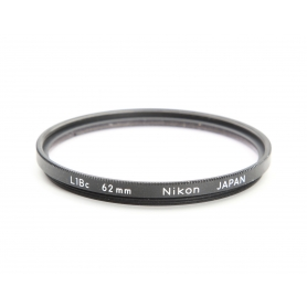 Nikon UV-Filter 62 mm L1Bc E-62 (220215)