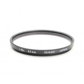 Nikon UV-Filter 62 mm L1Bc E-62 (220215)
