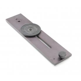 OEM Flip Flash Bracket Blitzschiene Blitzhalter 25 x 6 cm (220251)