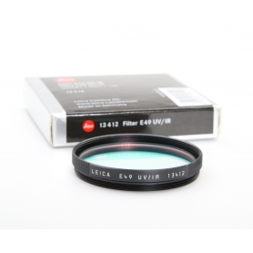 Leica UV-Filter E-49 UV / IR Nr 13412 (220267)