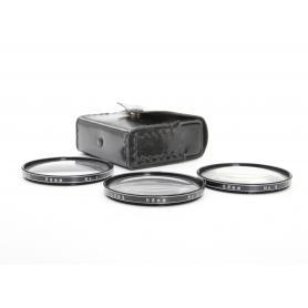 Vivitar Close-Up Filter Set 58 mm (no. 1, no. 4, no. 2) E-58 (220277)