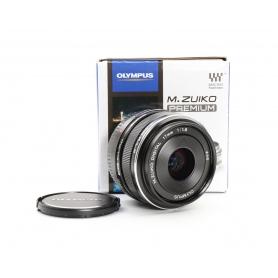 Olympus M.Zuiko Digital 1,8/17 Silver (220500)