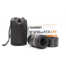 Tamron SP 2,8/90 Makro DI für Sony (220586)