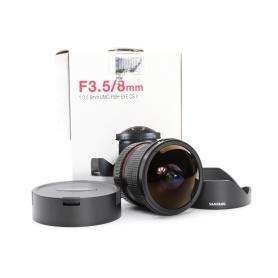 Samyang UMC 3,5/8 Fisheye UMC CS II für Sony (220588)