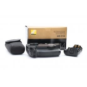 Nikon Hochformatgriff MB-D14 D600 (220626)