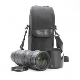 Nikon AF-S 2,8/70-200 G IF ED VR (220704)