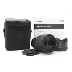 Sigma DG 1,4/85 HSM ART C/EF (220811)
