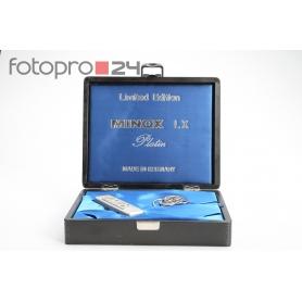 Minox LX Limited Edition Platin 8x11 (749345)
