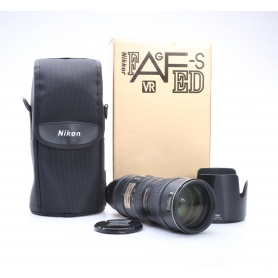Nikon AF-S 2,8/70-200 G IF ED VR (220910)