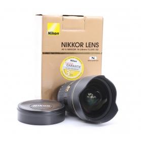 Nikon AF-S 2,8/14-24 G ED (220965)