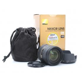 Nikon AF-S 3,5-5,6/16-85 G ED VR DX (220969)