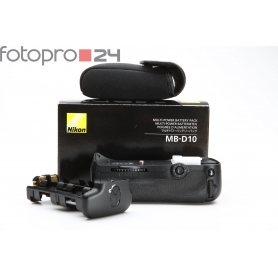 Nikon Hochformatgriff MB-D10 D300/D700 (215215)