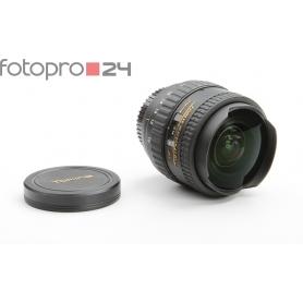 Tokina AT-X 3,5-4,5/10-17 Fisheye DX NI/AF (742798)