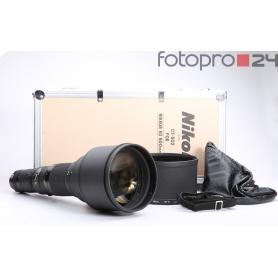 Nikon Ai/S 4,0/600 IF ED (746532)