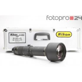 Nikon Ai/S 8,0/800 IF ED (746568)