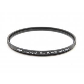 Hoya UV-Filter Pro1 Digital MC UV (0) E-77 (219637)