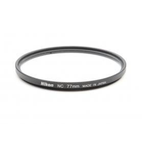 Nikon NC 77 mm UV-Filter Neutral Clear E-77 (219882)