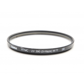 Hama UV-Filter 77 mm UV 390 (0-Haze) (III) E-77 (220059)