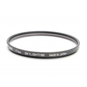 Hoya UV-FIlter 77 mm Skylight (1B) HMC E-77 (220187)