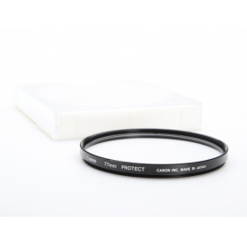 Canon Protect 77 mm UV-Filter Neutral Clear E-77 (220194)