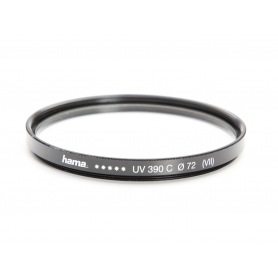 Hama UV-Filter 72 mm UV 390 C (VII) E-72 (220222)