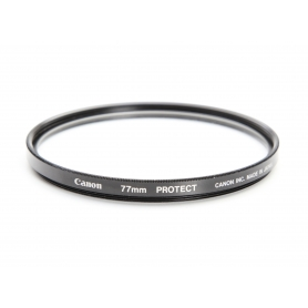 Canon Protect 77 mm UV-Filter Neutral Clear E-77 (220223)