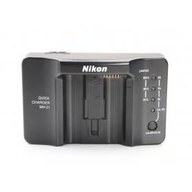 Nikon Ladegerät MH-21 D2X (220259)