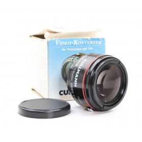 Cullmann Video Conversion 0,55x Wide-1,5x Lens Telephoto (220383)