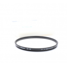 Heliopan UV-Filter 82 mm ES E-82 Slim Version (220622)