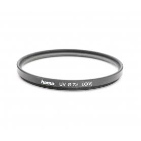 Hama UV-Filter 72 mm UV (XXV) E-72 (220768)