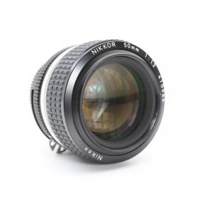 Nikon Ai/S 1,2/50 (220781)