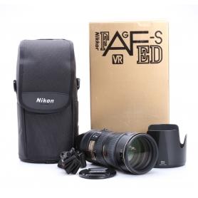 Nikon AF-S 2,8/70-200 G IF ED VR (221050)