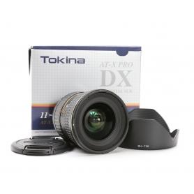Tokina AT-X Pro 2,8/11-16 II (IF) DX Ni/AF (221105)