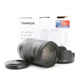 Tamron 3,5-6,3/18-400 Di II VC HLD NI/AF (221106)