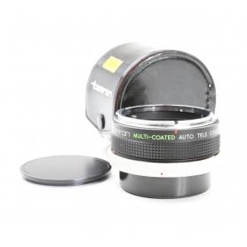 Tamron Multi Coated Tele Converter 2x für Canon FD C/FD (221142)