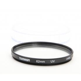 Tamron UV-Filter 62 mm UV E-62 (220196)