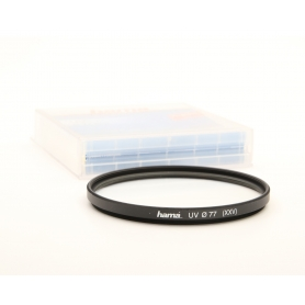 Hama UV-Filter 77 mm UV (XXV) E-77 (220209)