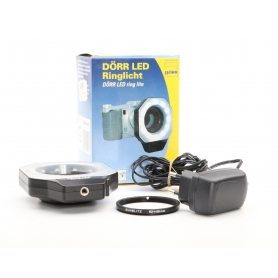 Dörr Makro LED Ringleuchte Ringlicht (220393)