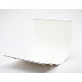 Kaiser ConCave Hohlkehle Formbarer Hintergrund Foto Tisch 60x30 cm (221161)